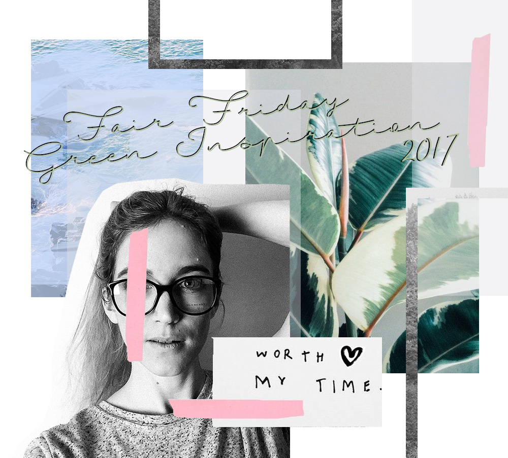 This is Jane Wayne - Fair Friday - Inspirationen für 2017