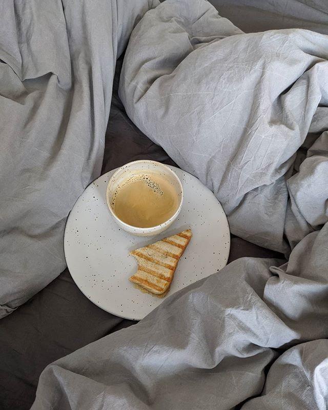 Kaffee & Käsetoast