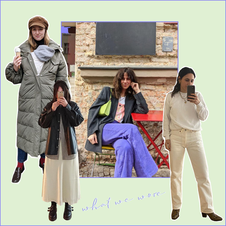 Unsere Outfits der Woche // Von Musik-Schätzen, Organisationstalenten & Gedanken zum Rassismusproblem in Deutschland - Jane Wayne News
