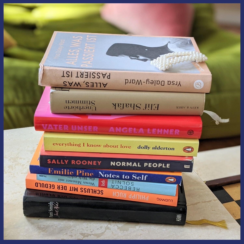 QuarantineReads #1 - Neun Bücher für alle, die gerade eigentlich viel zu müde zum Lesen sind - Jane Wayne News