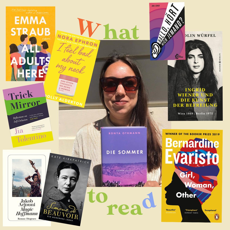 10 Bücher, die jetzt auf meiner To-Read-Liste stehen - Jane Wayne News