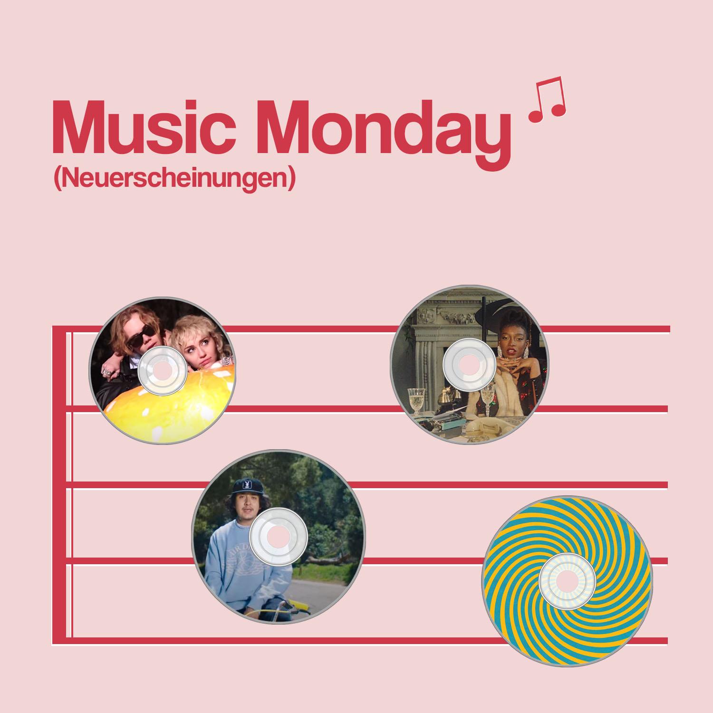 Music Monday: Mit Miley Cyrus, Sufjan Stevens & The Black Keys - Jane Wayne News
