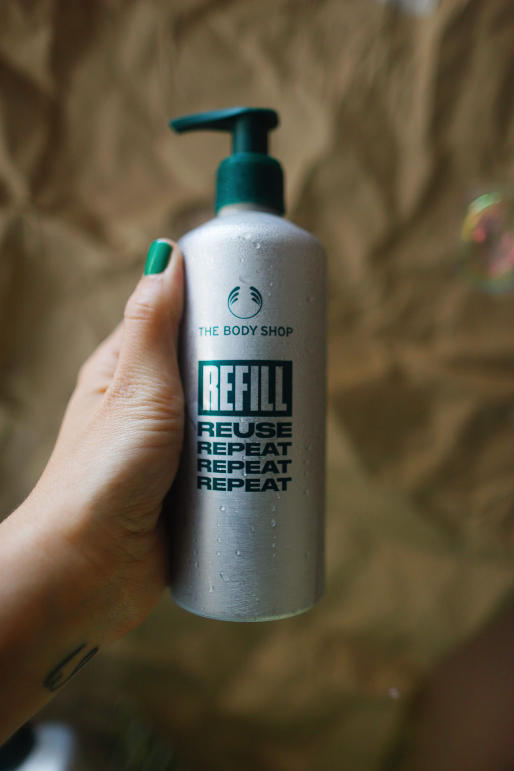 The Body Shop Refill