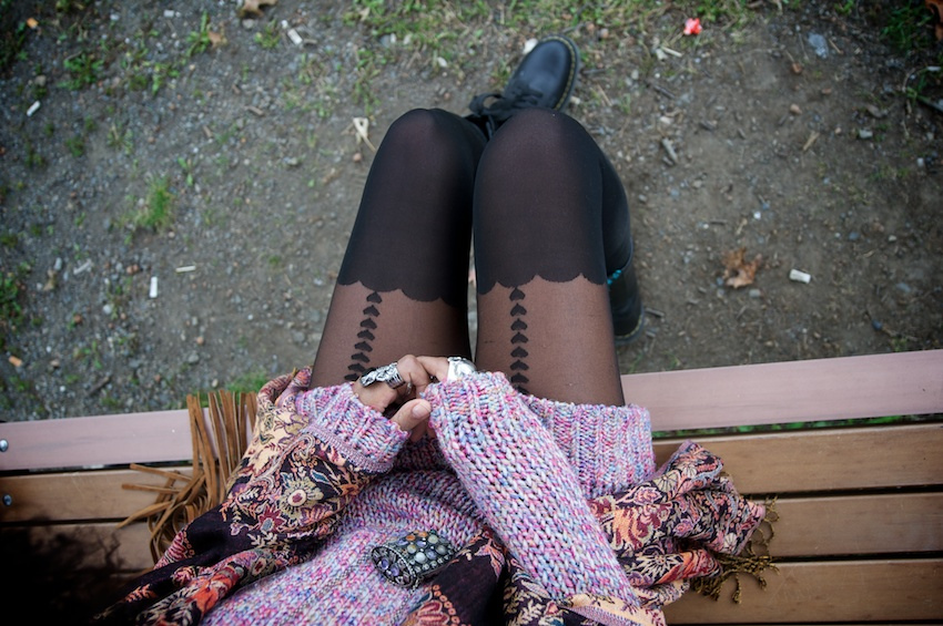 5112301496 ebe076d1b6 b Look des Tages: Tights!