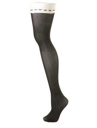 Bild 35 Look des Tages: Tights!