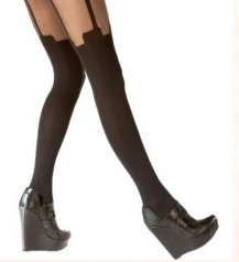 Bild 43 Look des Tages: Tights!