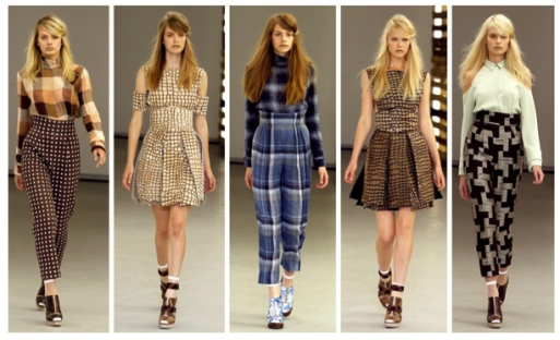Rodarte ss 2011 jane wayne news - 70er mode hamburg ...