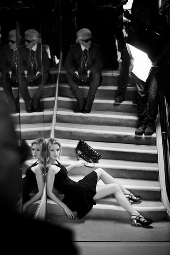 chanel mademoiselle blake lively making of 02 Blake Lively für Chanel   Die neue Mademoiselle