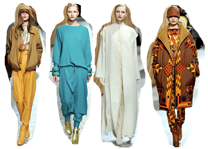 hermes Star Wars + Safari + Nomaden = Hermès Herbst / Winter 2011