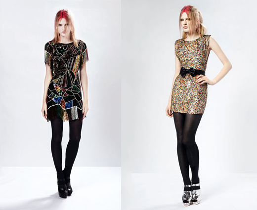 Topshop1 Topshop Lookbook: Dress up!