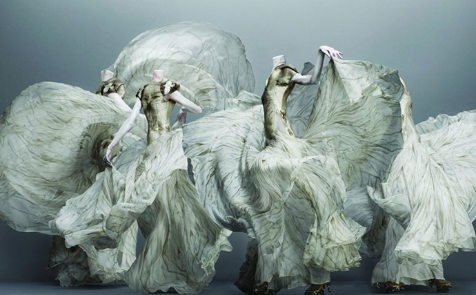 56 Reminder: Alexander McQueen: Savage Beauty