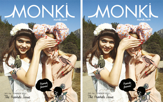 MONKI1 MONKI Magazine No. 4
