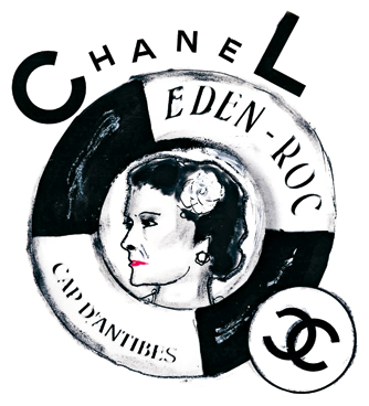 chanel cruise 2011 invitation Chanel Cruise Collection 2012