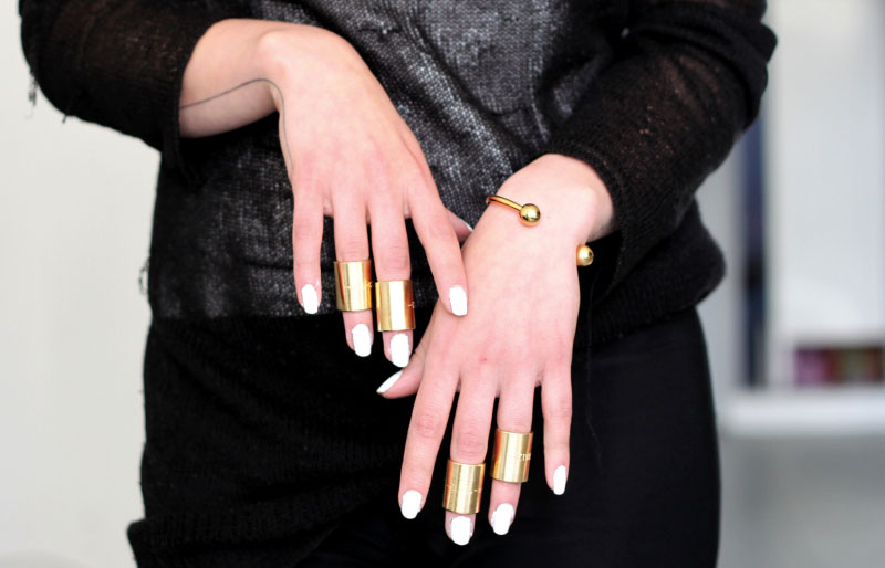 fingerringe Trend: Verrutschter Fingerschmuck   DO or DONT?