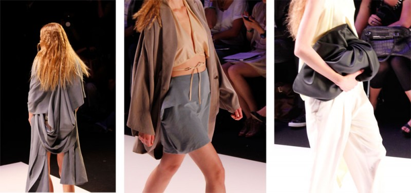ostertag 800x376 Fashion Week: Michael Sontag Frühjahr/Sommer 2012   Kill Bill vs. Star Wars