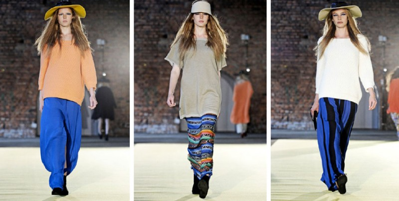 rodebjer ss 2012 800x403 Stockholm Fashion Week: Rodebjer SS12   Trend: Maxi + Oversize