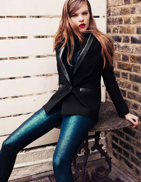 Topshop 214 Magazine Girl In Waiting 290911 4 Topshop 214 Magazine: Girl In Waiting