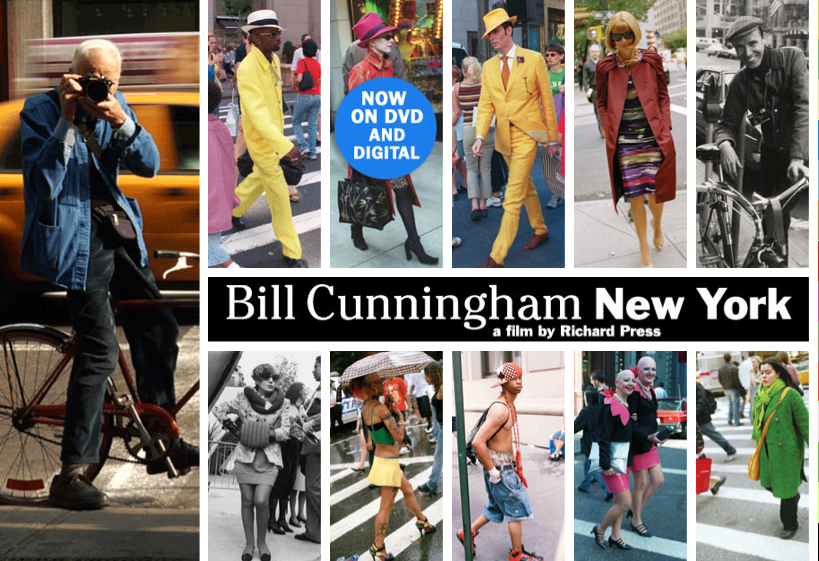 Bill Cunningham DVD Tipp: Bill Cunningham New York von Richard Press