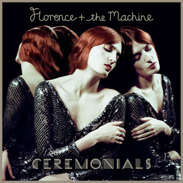 FLORENCE AND THE MACHINE CEREMONIALS Musik: Das komplette Album Ceremonials von Florence & The Machine anhören!