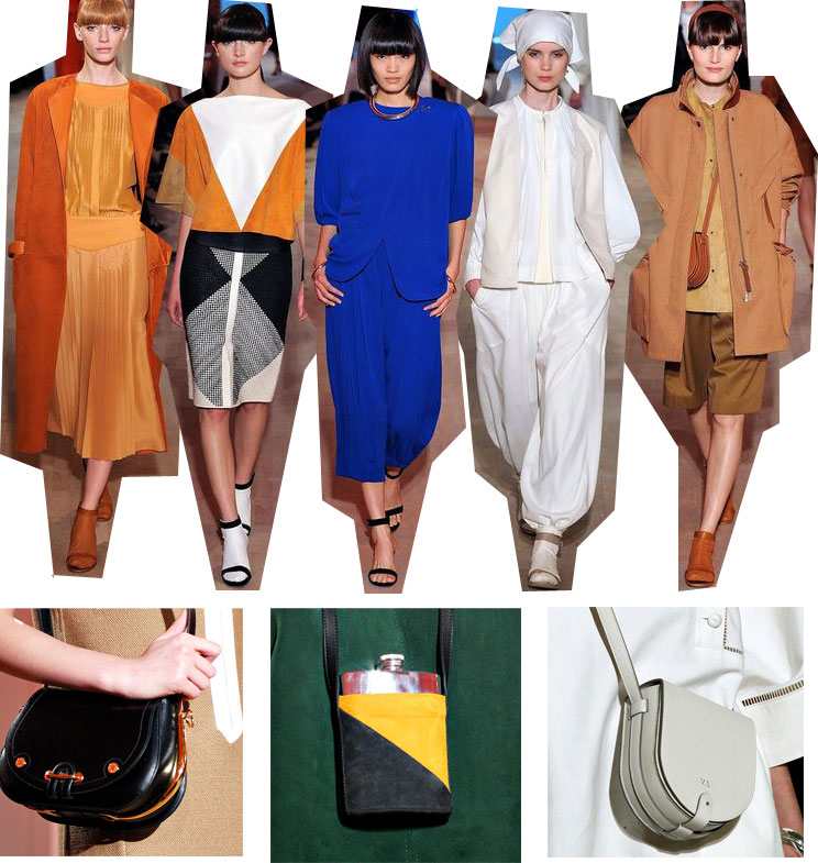 hermes+spring+2012 Meine Lieblingskollektion der Paris Fashion Week: Hermès SS 2012