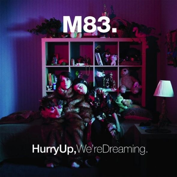 m83 hurry up were dreaming Musik: Morgen erscheint Hurry Up, We're Dreaming von M83!