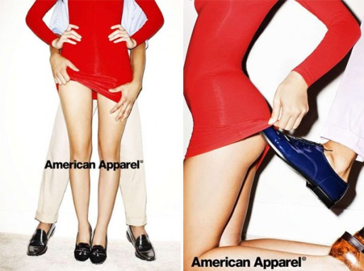 American Apparel Shoes 513x382 American Apparel meldet sich zur ck