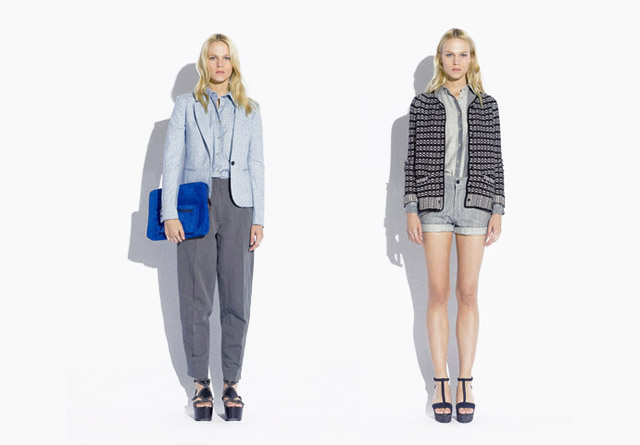 surface to air SS12 Women%C2%B4s Collection 10 Trend: Monochrome Outfits & Zweiteiler bei Surface To Air S/S12