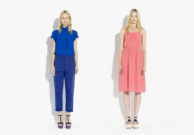 surface to air SS12 Women%C2%B4s Collection 7 Trend: Monochrome Outfits & Zweiteiler bei Surface To Air S/S12