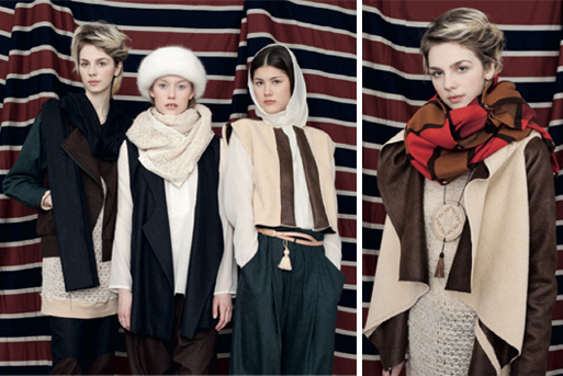 Reality Studio winter 2012 Lookbook: Reality Studio   ALI (A turkish Delight)
