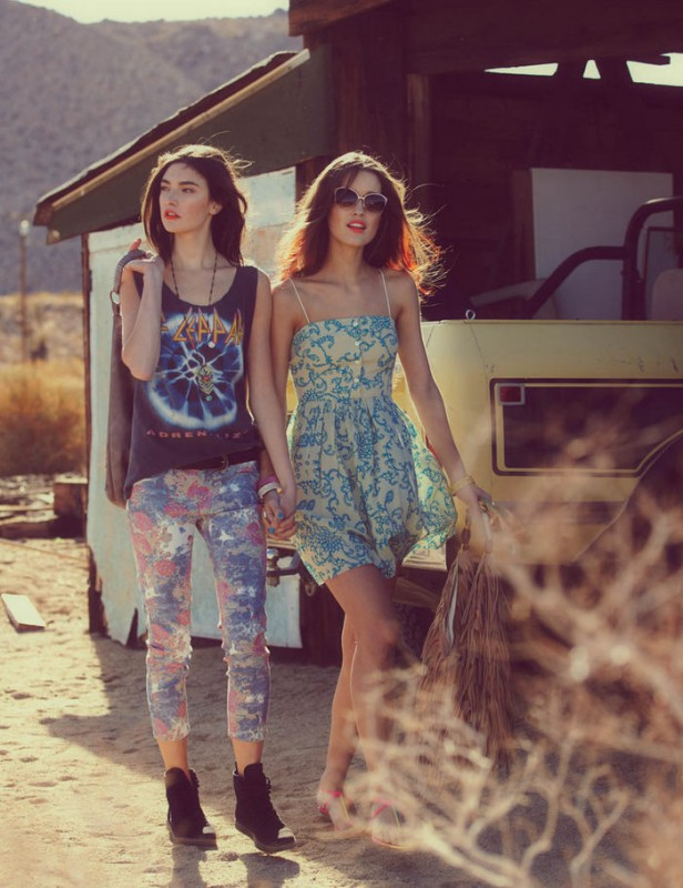 2012 2 616x800 Free People: Lookbook für April & Festival Accessoires