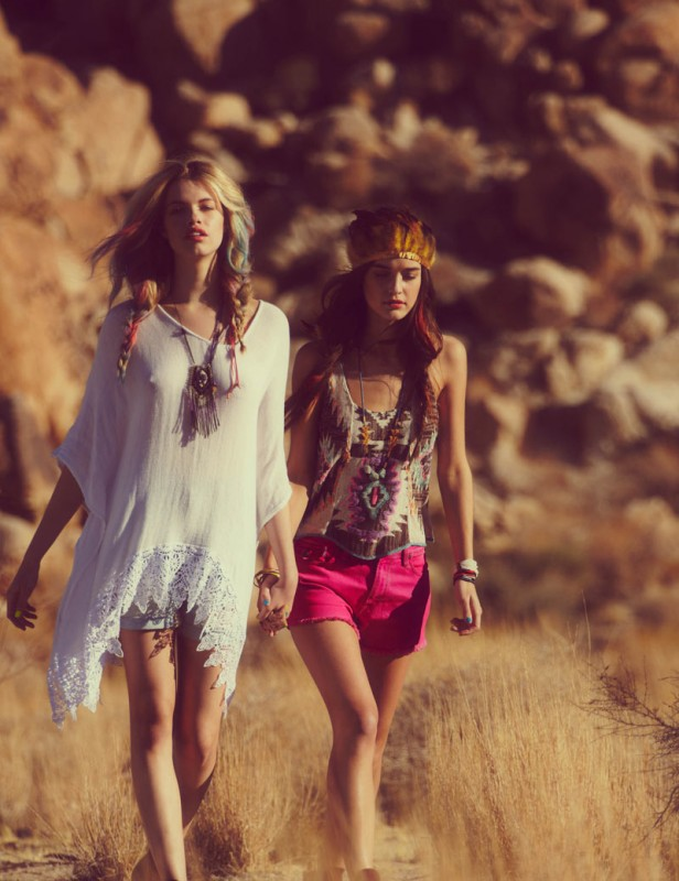 fp1 616x800 Free People: Lookbook für April & Festival Accessoires