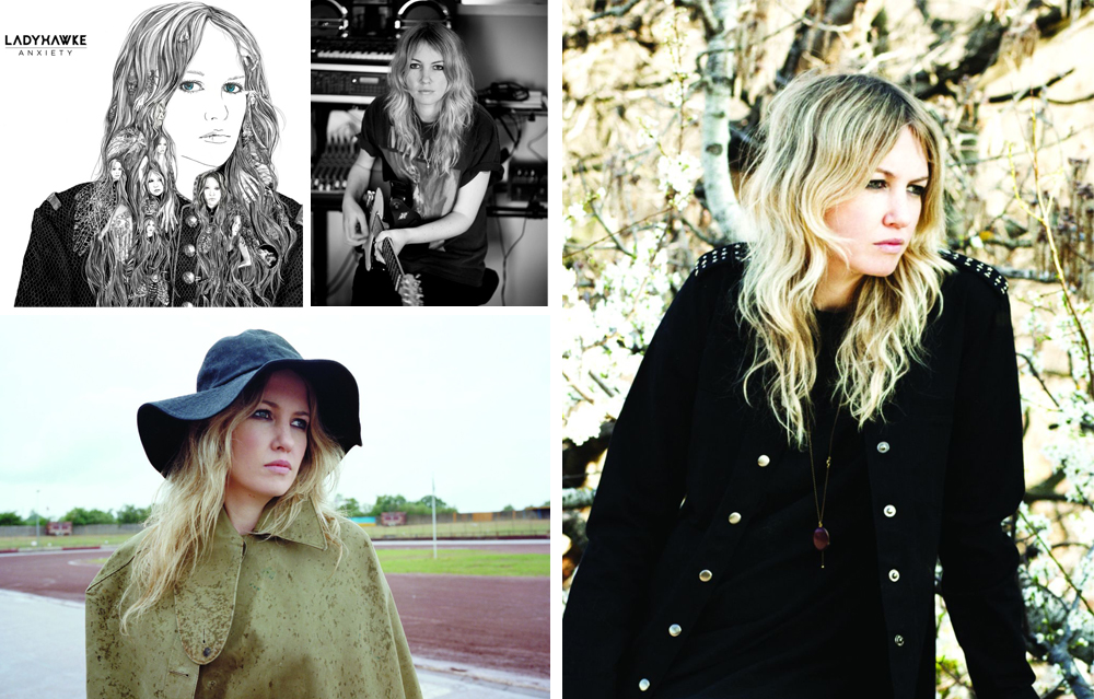 ladyhawke news for orginal girls update: Ladyhawke im Interview