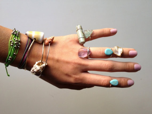 love grow tall Inspiration des Tages: Handmade Rings & das Berliner Label Ringli