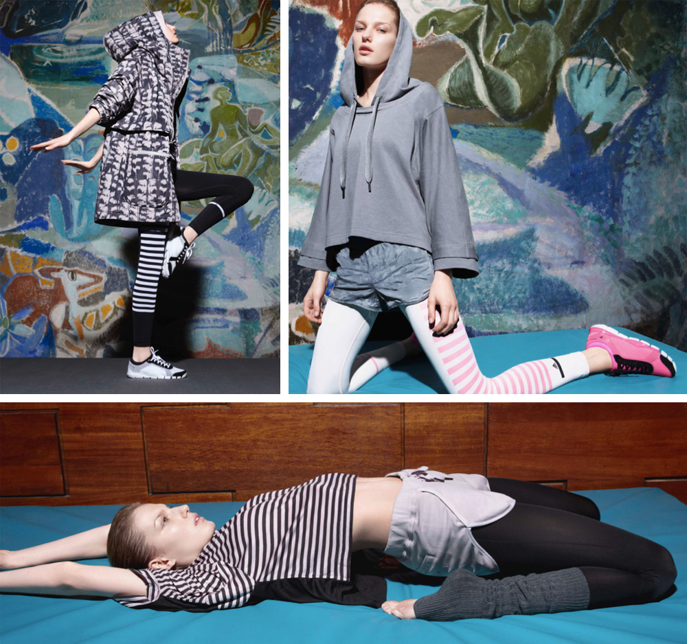 adidas by Stella McCartney Verliebt in: adidas by Stella McCartney für den Winter 2013