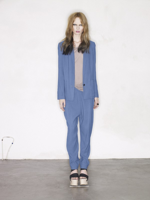 1206 Avelon SS13 W05 88157 600x800 Lookbook Liebe: Avelon Spring/ Summer 2013