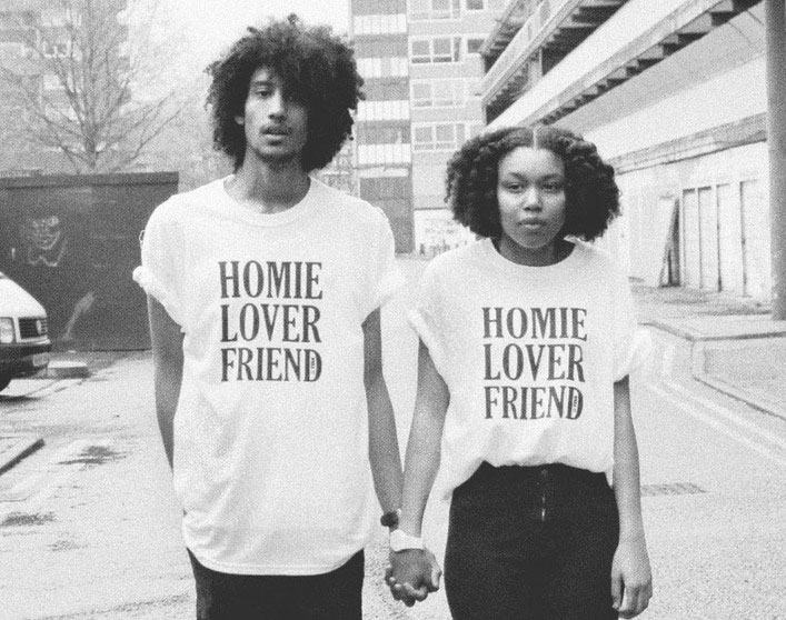 homie lover friend Entdeckt: HOMIE LOVER FRIEND   Shirts von Work It
