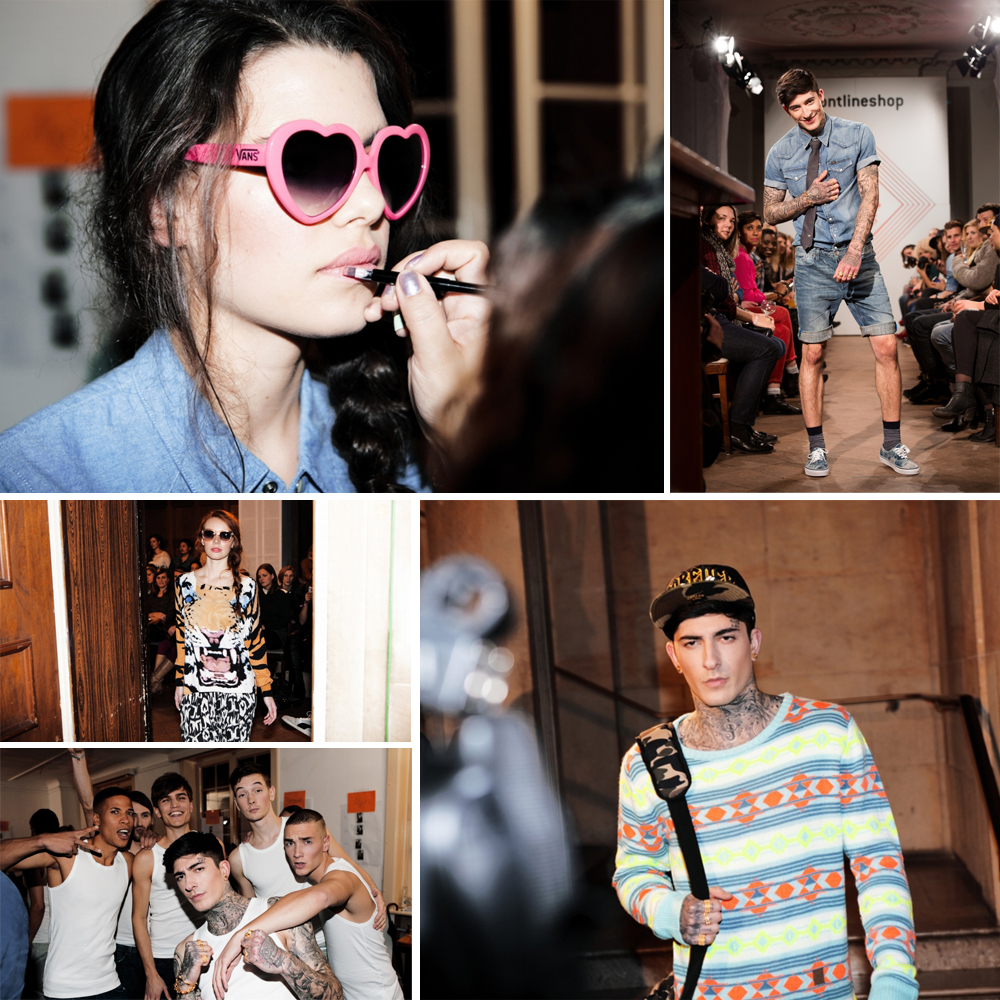 Recap: Frontlineshop Fashion Show in Hamburg