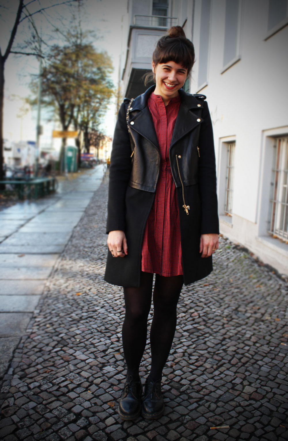 levis made and crafted dress 9 Tagesoutfit: Adieu Tristesse! Und das Levis Red Tab Kleid.