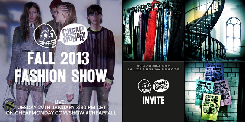 cheap monday Cheap Monday Livestream & Behind The Scenes Eindrücke