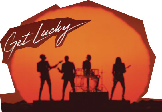 daft punk get lucky Musik: Daft Punk feat. Pharrell Williams & Nile Rodgers    Get Lucky + Video