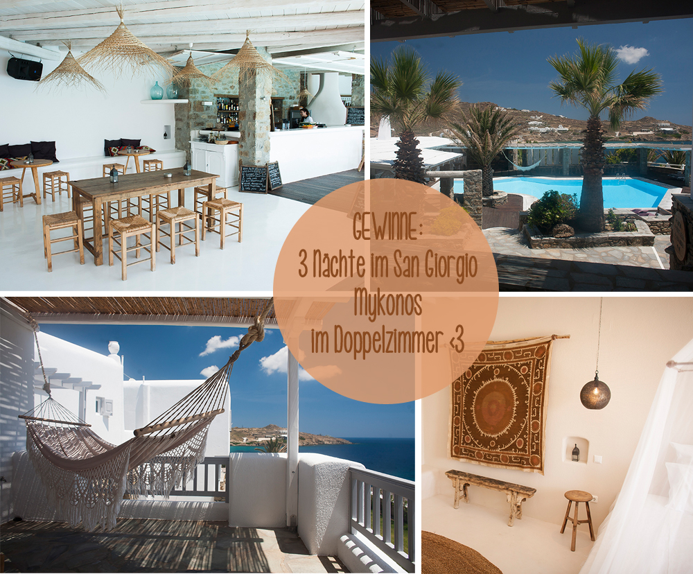 Verlosung verbringt 3 n chte im san giorgio design for Top design hotels mykonos