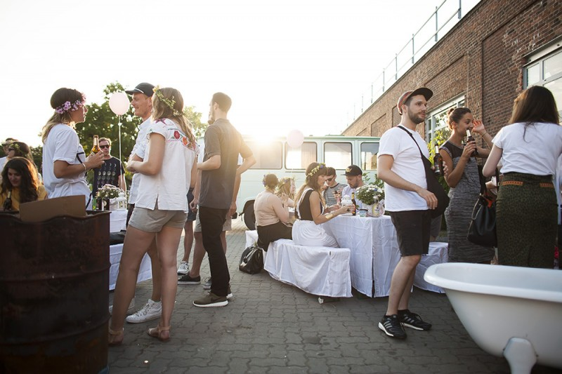 Recap: The This Is Jane Wayne Relaunch family & Friends Party in Our/Berlin