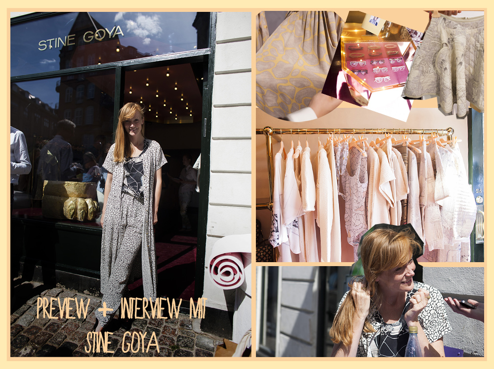Copenhagen Fashion Week Interview & Preview with Stine Goya