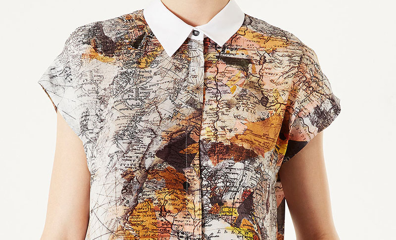 topshop-map-blouse
