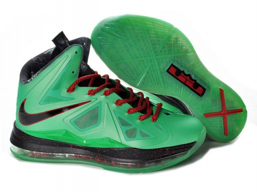 376-NikeZoomLebron10ChinaLimitedEditionGreen