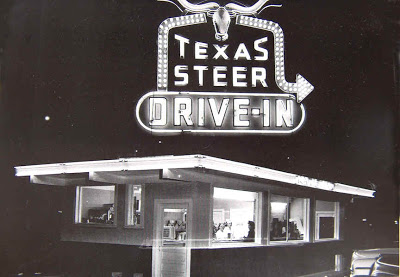 Texas+Steer+Drive-In+neon+sign