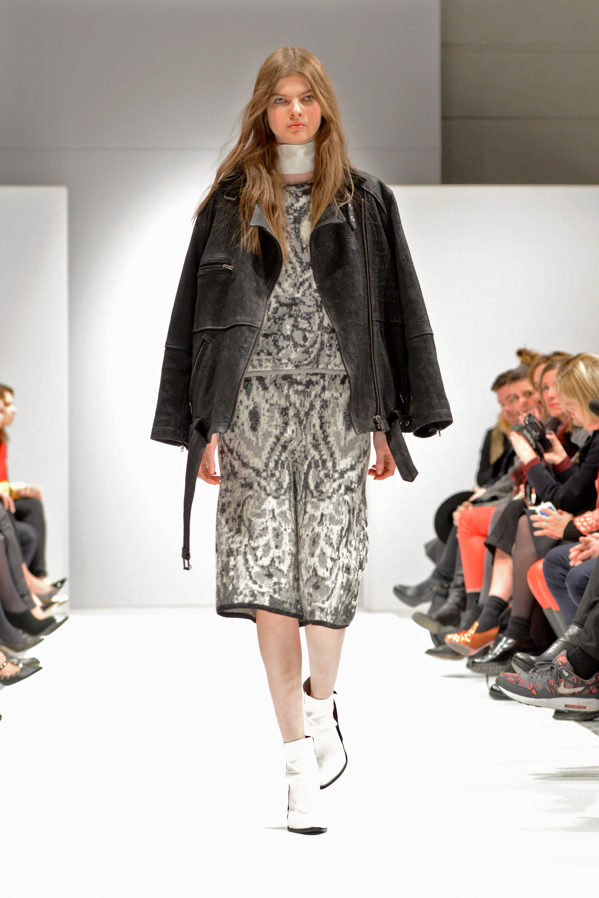 Lala Berlin Show - Mercedes-Benz Fashion Week Autumn/Winter 2014/15