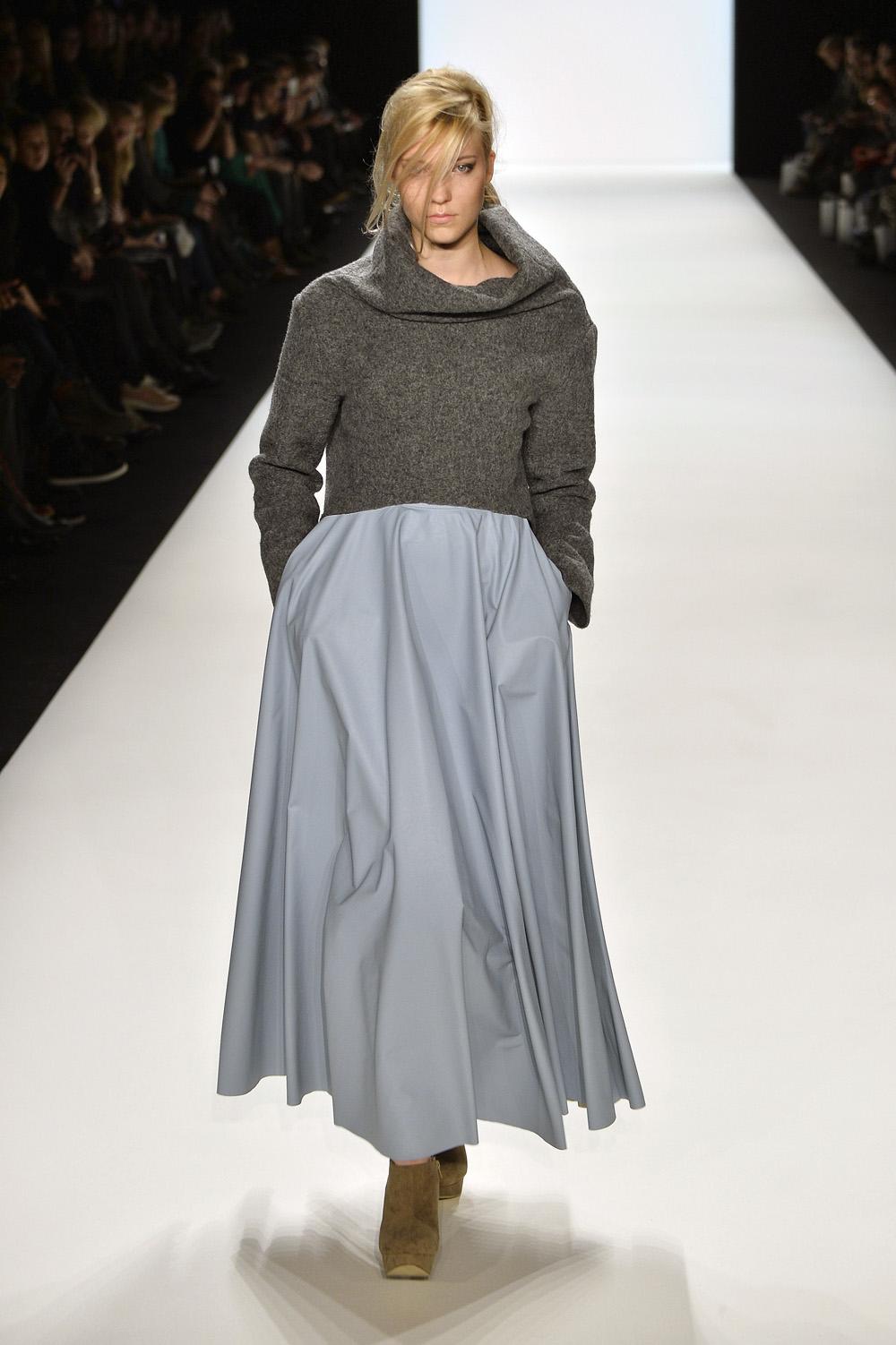 Barre Noire Show - Mercedes-Benz Fashion Week Autumn/Winter 2014/15