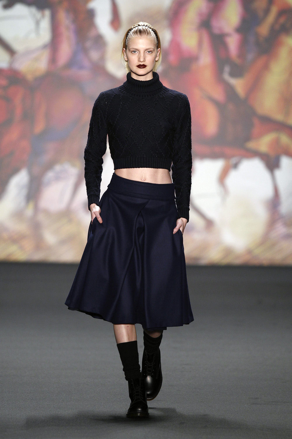 Kilian Kerner Show - Mercedes-Benz Fashion Week Autumn/Winter 2014/15