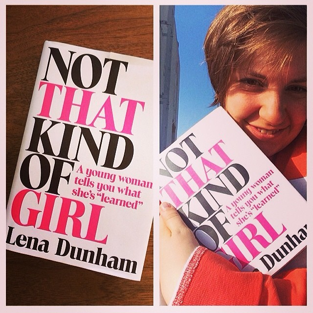 lena dunham book not that kind of girl